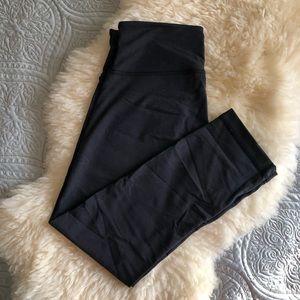 Lululemon cropped wunder under leggings